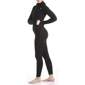 Aclima Warmwool Overall Dame jet black